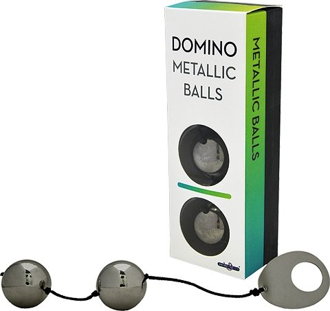 Seven Creations Domino Metalowe Kulki
