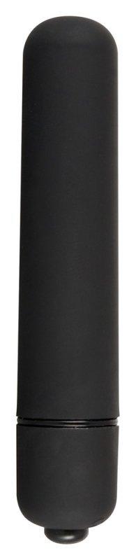 Przedłużka na penisa z wibracjami REBEL - 19cm