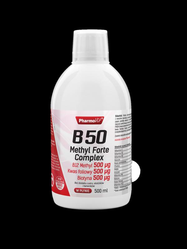 B50 Methyl Forte Complex 500ml PharmoVit