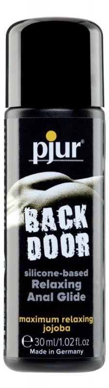 Lubrykant analny na bazie silikonu Back Door Relaxing 30ml Pjur