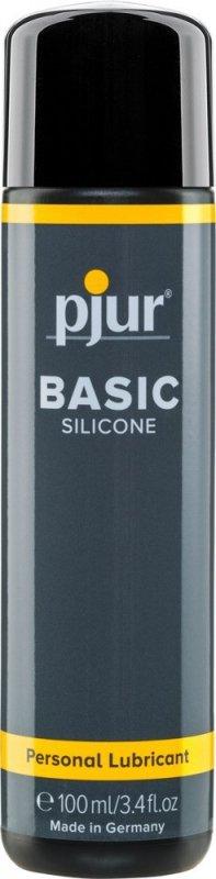 Lubrykant silikonowy Basic 100ml Pjur