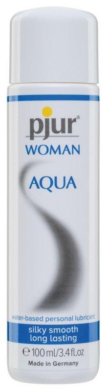 Lubrykant na bazie wody Woman Aqua 100 ml Pjur