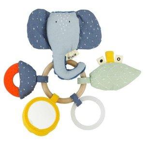 Mrs. Elephant  aktywizująca sensoryczna zabawka