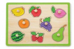 Viga 50020 Puzzle - owoce