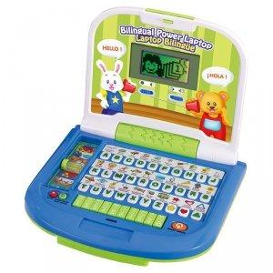 Laptop dwujezyczny smily play