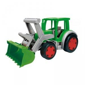 Gigant traktor-spychacz farmer