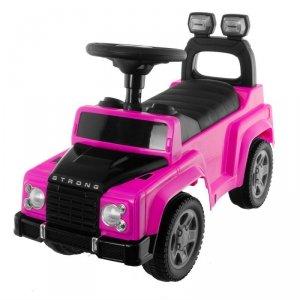 Pojazd 634 pink