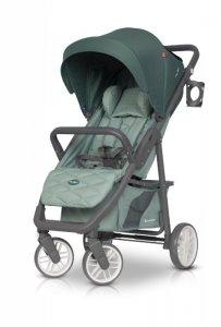 EURO-CART Wózek dziecięcy FLEX JUNGLE 2021