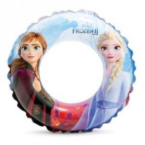 Koło do pływania Disney Frozen-Kraina lodu 51 cm INTEX 56201