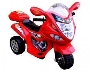 Motorek M1 czerwony, motorek na akumulator