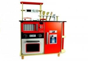 Kuchnia drewniana 78cm Zosia + Akcesoria Kuchenne #C1