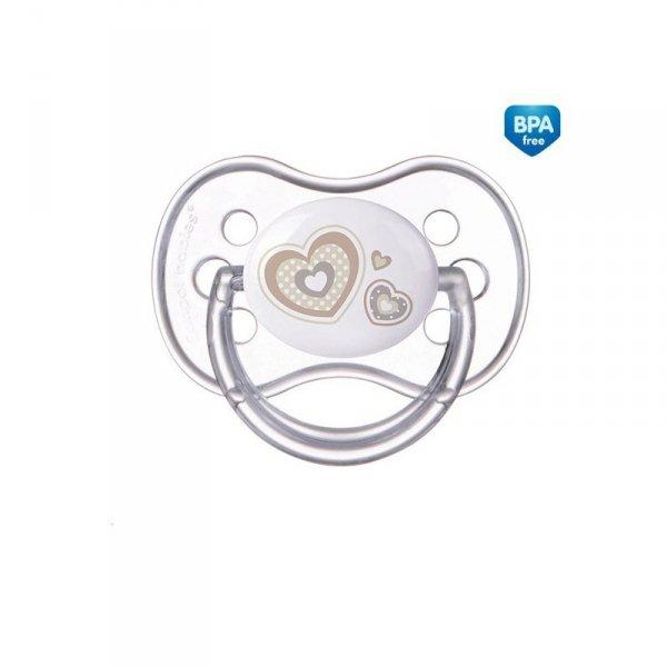 Smoczek gr sil.okr.0-6m newborn baby