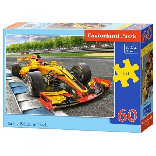 Puzzle 60el. racing bolide