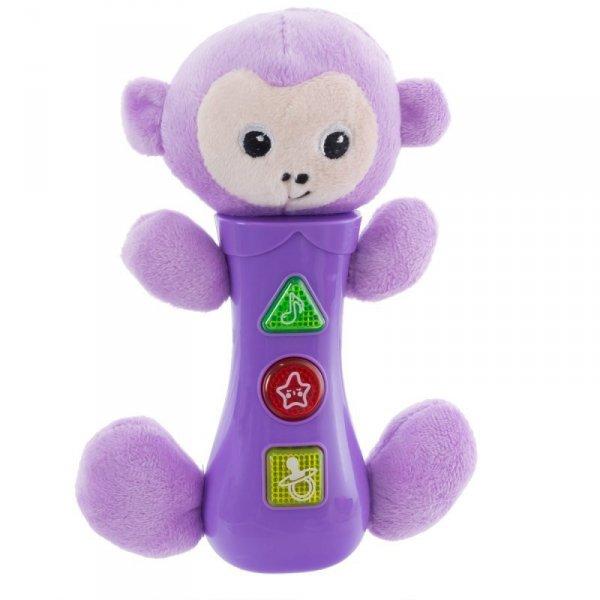 Zabawka małpka na baterie