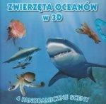 Zwierzęta oceanów w 3D