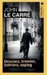 Druciarz krawiec żołnierz szpieg Spowiedź szpiega Tom 1 John le Carre