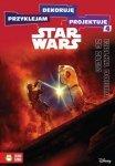 Star Wars Przyklejam dekoruję projektuję  Część 4 Walka dobra ze złem