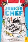 Junior Chef odcinek 1 światła, kamery, gotujemy Charise Mericle Harper