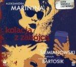 Kolacja z zabójcą (CD) Aleksandra Marinina