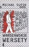 Warszawskie wersety Michał Sufin
