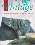 Vintage Modne dodatki w stylu retro Emma Brennan