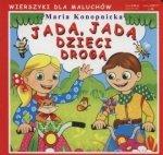 Wierszyki dla maluchów Jadą jadą dzieci drogą Maria Konopnicka