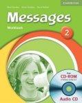 Messages 2 Workbook (+ CD) Noel Goodey Diana Goodey David Bolton
