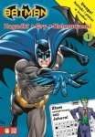 Batman zagadki - gry - kolorowanki 1