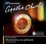 Morderstwo na plebanii (CD mp3 audiobook) Agata Christie