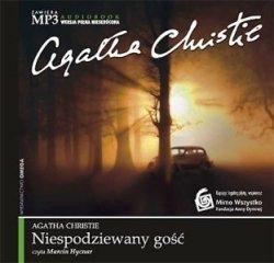 Niespodziewany gość (CD mp3 audiobook) Agata Christie