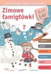 Zimowe łamigłówki Tamara Michałowska
