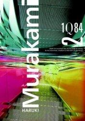 1Q84 Tom 2 Haruki Murakami (oprawa twarda)