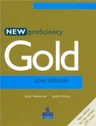 Proficiency Gold New Coursebook