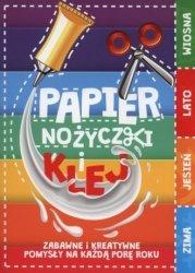 Papier nożyczki i klej