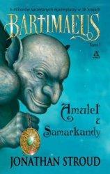 Amulet z Samarkandy Jonathan Stroud
