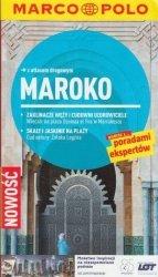 Maroko przewodnik z atlasem drogowym Marco Polo