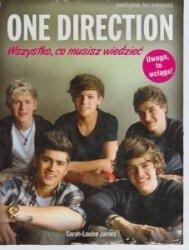 One Direction Wszystko co musisz wiedzieć Sarah-Louise James