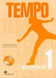 Tempo Workbook 1 + CD Olivia Johnston Chris Baker Libby Mitchell