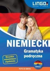 Niemiecki Gramatyka podręczna (+ CD) Tomasz Sielecki