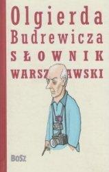Olgierda Budrewicza słownik warszawski Olgierd Budrewicz Julian Bohdanowicz