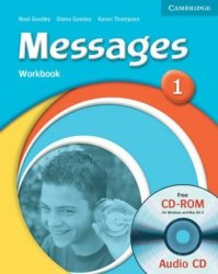Messages 1 Workbook (+ CD) Diana Goodey Noel Goodey Karen Thompson