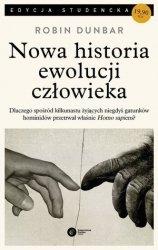 Nowa historia ewolucji człowieka Robin Dunbar (pocket)