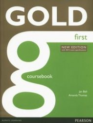 Gold First coursebook NEW EDITION with 2015 exam specifications SB