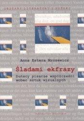 Śladami ekfrazy Duńscy pisarze współcześni wobec sztuk wizualnych Anna Estera Mrozewicz