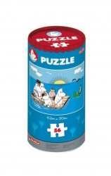 Moomin puzzle in a house 56