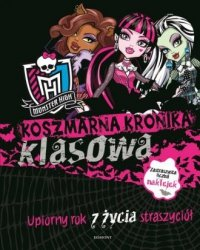 Koszmarna kronika klasowa Monster High