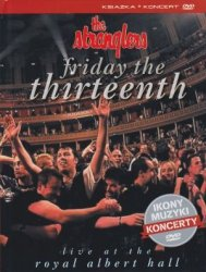 The Stranglers Friday The Thirteenth Live książka + koncert