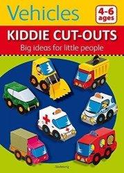 Vehicles (Kiddie Cut-Outs-Big Ideas for Little People) Zibi Dobosz