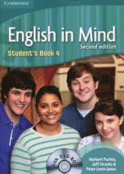 English in Mind 4 Student s book (+ DVD) Herbert Puchta Jeff Stranks Peter Lewis-Jones