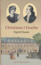 Christiana i Goethe Sigrid Damm